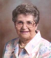 Mary Martha Hiuser  Tuesday June 15th 2021 avis de deces  NecroCanada