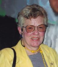 Eleanor Joan Freeman Sparks  Tuesday June 15th 2021 avis de deces  NecroCanada