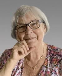Louisette Boisvert Hallee  19402021 avis de deces  NecroCanada
