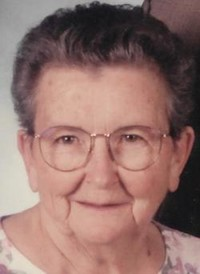 Mary Helena Keefe  2021 avis de deces  NecroCanada