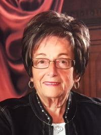 Mme Jeannine Daoust Peladeau  2021 avis de deces  NecroCanada