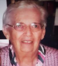 Edna Pearle Reede  Tuesday June 15th 2021 avis de deces  NecroCanada
