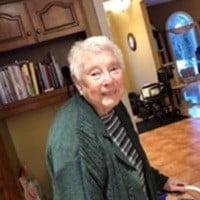 Florence Whitten  2021 avis de deces  NecroCanada