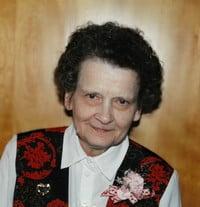 Sophia Obnowski  2021 avis de deces  NecroCanada