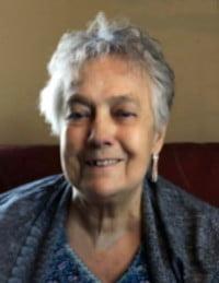 Kathleen Marion Chapman  2021 avis de deces  NecroCanada
