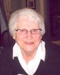 Marie-Berthe Mercier nee Nadeau  1928  2021 avis de deces  NecroCanada
