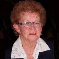 Marie-Paule Hebert Nee Campbell  1931  2021 avis de deces  NecroCanada