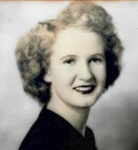 Annie Elizabeth 'Betty' Conrad Conway  19312021 avis de deces  NecroCanada