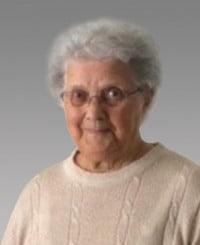 Boulay Marie Filteau  Décédé(e) le 20 juin 2021. Elle demeurait à Montmagny. avis de deces  NecroCanada