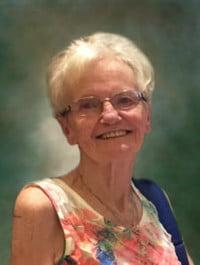 Shirley Welda  2021 avis de deces  NecroCanada