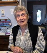 Gwen Marilyn Hoar  February 18 1933  June 23 2021 avis de deces  NecroCanada
