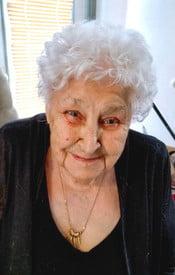 Germaine Hamilton 1926-2021 avis de deces  NecroCanada