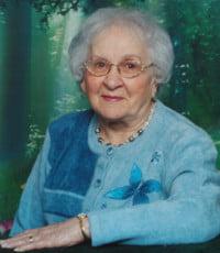 Jeannette Beaulieu Migneault  31 août 1915 – 25 juin 2021