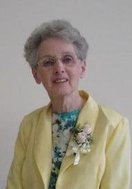 Sr Anne Marie Proctor  1940  2021 avis de deces  NecroCanada