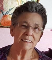 Helene Agnes Marier Perrin  Friday June 25th 2021 avis de deces  NecroCanada