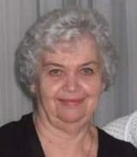 Elizabeth Betty Tremblett Newhook  Wednesday June 30th 2021 avis de deces  NecroCanada