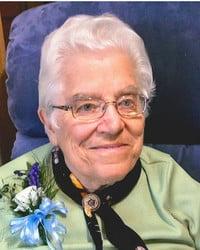 Hilda Helen Heidebrecht  2021 avis de deces  NecroCanada