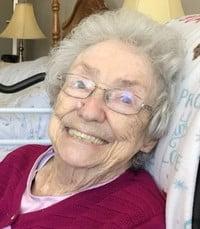Beryl Agnes Soucy Hannah  Saturday July 3rd 2021 avis de deces  NecroCanada