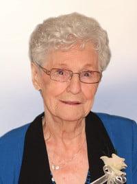 Mme Marguerite lavoie ROUX  Décédée le 03 juillet 2021