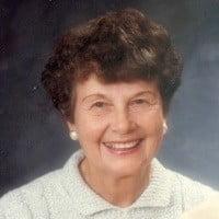 Esther Eileen Thompson  February 06 1925  July 04 2021 avis de deces  NecroCanada