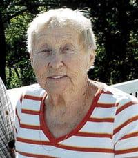 Maureen Joan Wilson Mitchell  Friday July 2nd 2021 avis de deces  NecroCanada