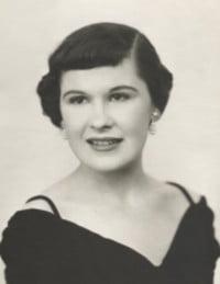 Ruth Joan Risser  October 1 1932