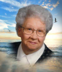 Gertrude Poirier  15 janvier 1923 – 03 juillet 2021