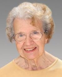 Ruth Tetreault  1927  2021 avis de deces  NecroCanada
