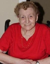 Gizella Barrows  June 25 1925  July 7 2021 (age 96) avis de deces  NecroCanada