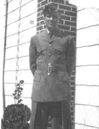 Harold Edward Christian  February 23 1929