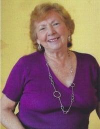 Sylvia Maureen McKitterick  March 2 1937  July 4 2021 (age 84) avis de deces  NecroCanada