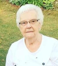Margaret Jean Ford McLeod  Sunday July 11th 2021 avis de deces  NecroCanada