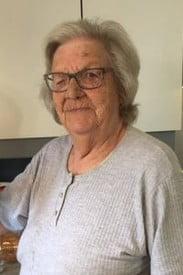 Eileen Markus Petrin  20 juin 2021 avis de deces  NecroCanada