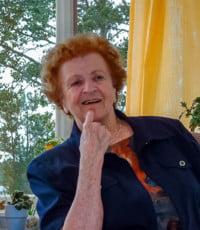 Eliana Lebreux  27 avril 1924 – 07 avril 2021