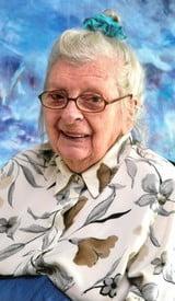 Gwendolen Thompson Zay  November 23 1921  July 11 2021 (age 99) avis de deces  NecroCanada