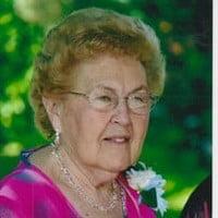 Dorothy McAuslan  September 13 1924  July 13 2021 avis de deces  NecroCanada