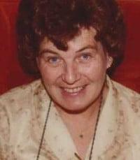 Marjorie Edith Johnson  Tuesday July 13th 2021 avis de deces  NecroCanada