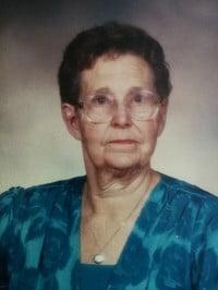Ethel Rebecca Andrews  2021 avis de deces  NecroCanada