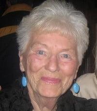 Gladys HARTLEY  2021 avis de deces  NecroCanada
