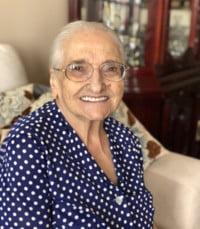 Maria Delfina Cabral  Thursday July 15th 2021 avis de deces  NecroCanada