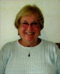 Mary Ellen Blackburn  2021 avis de deces  NecroCanada