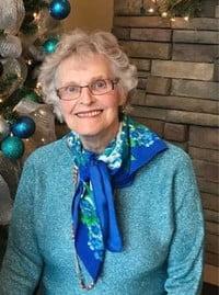 Shirley Margaret Rex  October 26 1934 to June 27 2021 avis de deces  NecroCanada