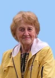 Yvette Brousseau  1929  2021 (91 ans) avis de deces  NecroCanada