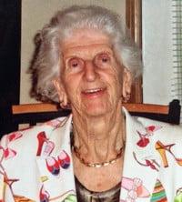 Aloisia Louise Maria Hofbauer  April 18 1924  July 15 2021 (age 97) avis de deces  NecroCanada