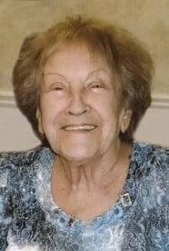 Annette St-Amour  1926  2021 (95 ans) avis de deces  NecroCanada