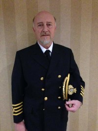 Captain John Frederick Walter Chaffey  June 22 1952  July 15 2021 avis de deces  NecroCanada