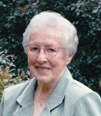 Christina Gertrude FRYFOGEL Golightly  2021 avis de deces  NecroCanada