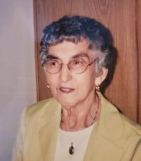 Eleanor Theresa Nesbitt  Tuesday May 25th 2021 avis de deces  NecroCanada