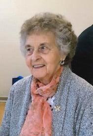 Irene Mary Drebit  August 20 1929  July 12 2021 (age 91) avis de deces  NecroCanada