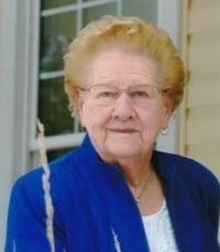 Marion Lou RUDD Meadows  2021 avis de deces  NecroCanada